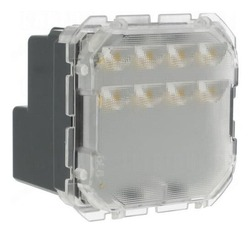 Механизм светильника для подсветки лестниц Legrand Celiane 067654
