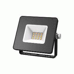 Gauss Прожектор светодиодный LED 10W IP65 черный 613527110