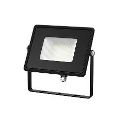 Прожектор Gauss LED Qplus 10W IP65 черный 613511310