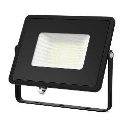 Прожектор Gauss LED Qplus 50W IP65 черный 613511350