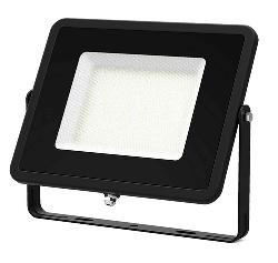 Прожектор Gauss LED Qplus 150W IP65 черный 613100150