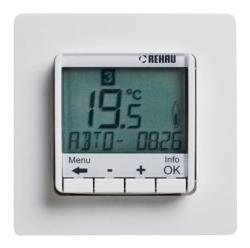 Терморегулятор Premium 10 A, с цифровым дисплеем, многофункциональный, программируемый 12029231100
