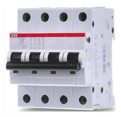 Автоматический выключатель ABB S204 C20 2CDS254001R0204