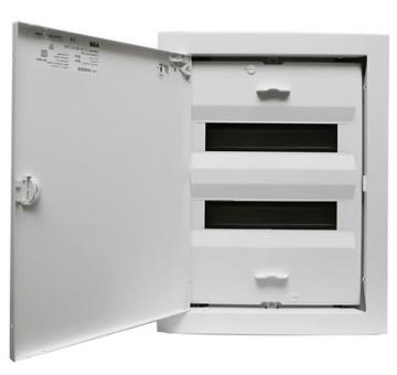 Шкаф АВВ UK520E 24(28) мод (с шиной)