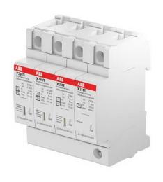 Ограничитель перенапряжения УЗИП ABB OVR H T1-T2 3N 12.5-275s P QS