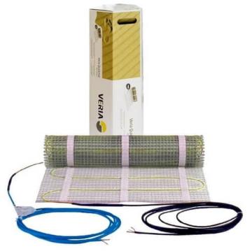 Электрический одножильный теплый пол Veria Quickmat 600Вт 4м²  189B0107