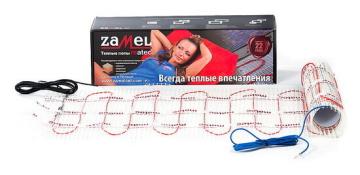 Электрический одножильный теплый пол Zamel 150Вт 1м² MOD-10