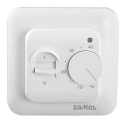 Терморегулятор Zamel механический, 14А  RTP-03